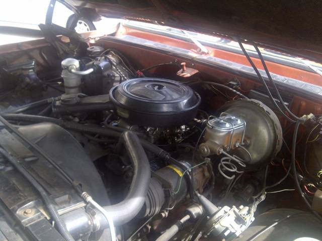 1978 CHEVROLET SUBURBAN SUV - Engine - 151360