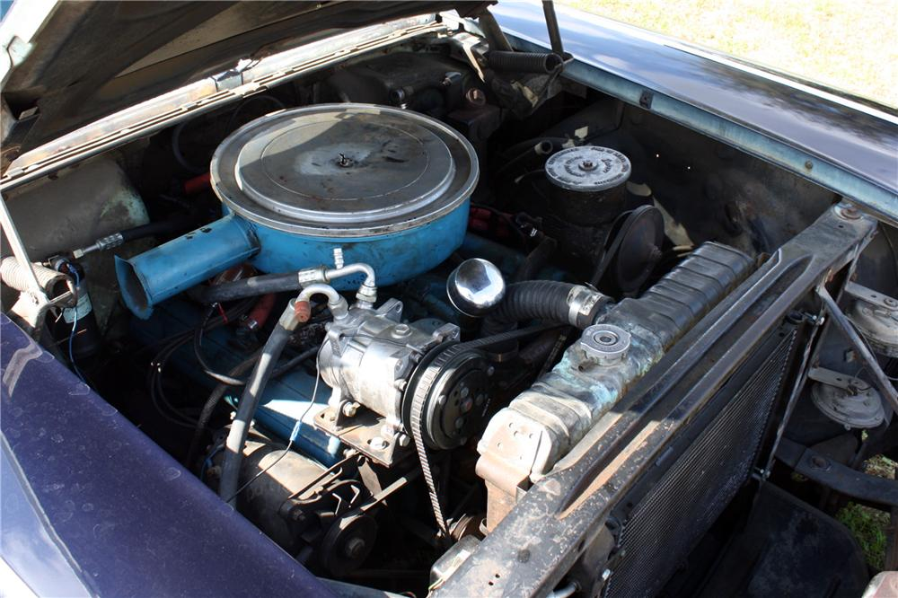 1958 CADILLAC SERIES 62 2 DOOR COUPE - Engine - 151368