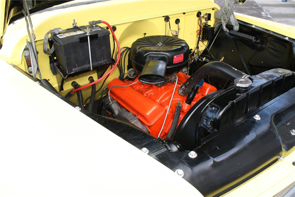 1958 CHEVROLET CAMEO PICKUP - Engine - 151427