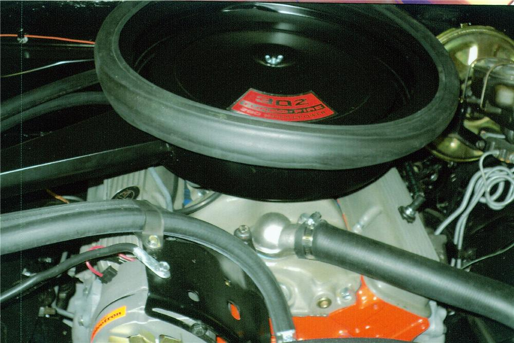 1969 CHEVROLET CAMARO Z/28 2 DOOR COUPE - Engine - 151447
