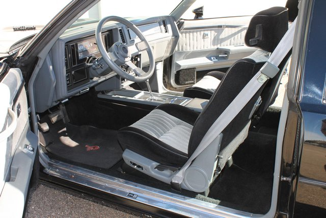 1985 BUICK GRAND NATIONAL 2 DOOR COUPE - Interior - 151466