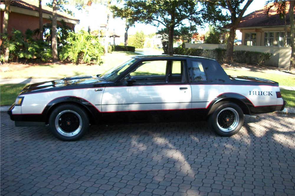1985 Buick Grand National 2 Door Coupe 151466