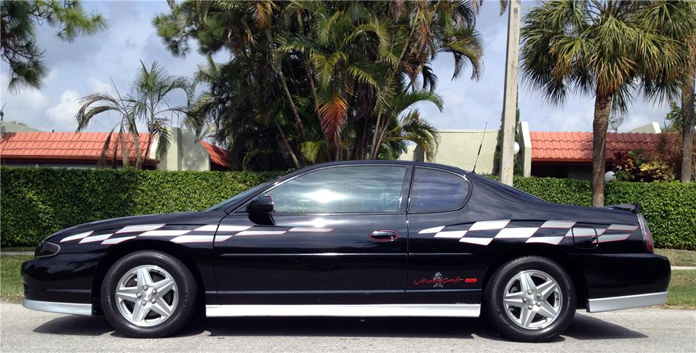 2001 chevrolet monte carlo ss 2 door coupe 151483. Black Bedroom Furniture Sets. Home Design Ideas