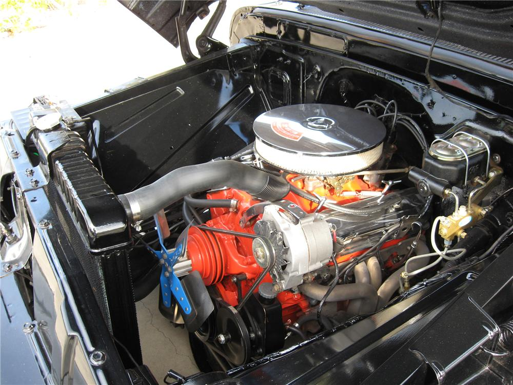1963 CHEVROLET C-10 CUSTOM PICKUP - Engine - 151590