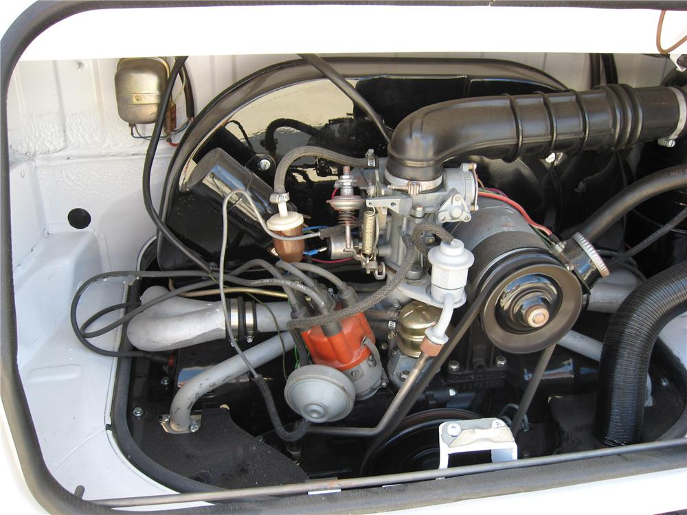 1973 VOLKSWAGEN THING ACAPULCO RE-CREATION - Engine - 151591