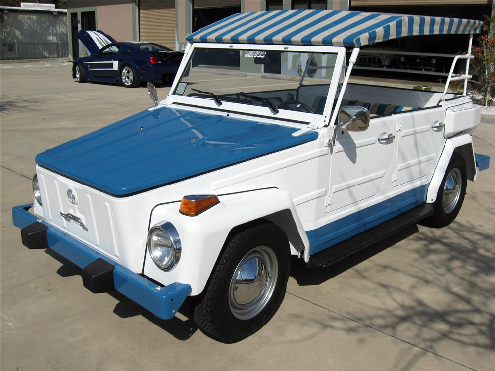 1973 VOLKSWAGEN THING ACAPULCO RE-CREATION - Front 3/4 - 151591