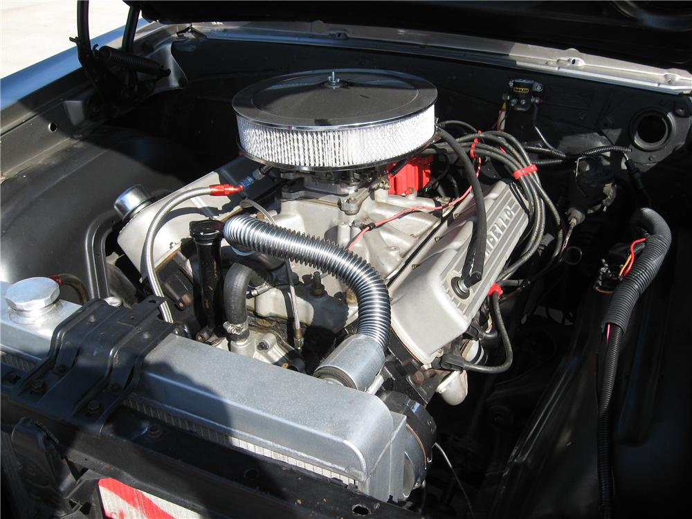1965 OLDSMOBILE CUTLASS CUSTOM SPORTS COUPE - Engine - 151597