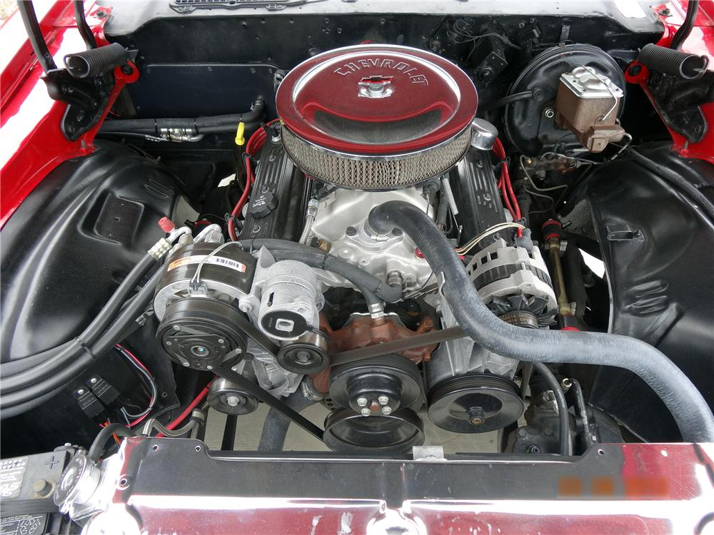 1973 CHEVROLET CAMARO Z/28 2 DOOR COUPE - Engine - 151626