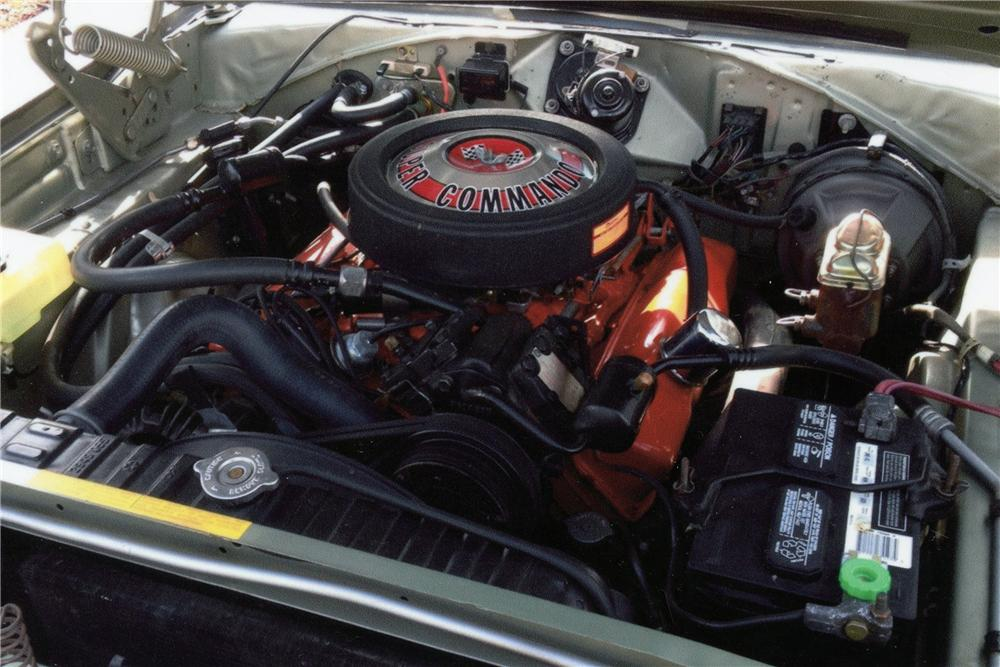 1969 PLYMOUTH GTX 2 DOOR HARDTOP - Engine - 151661