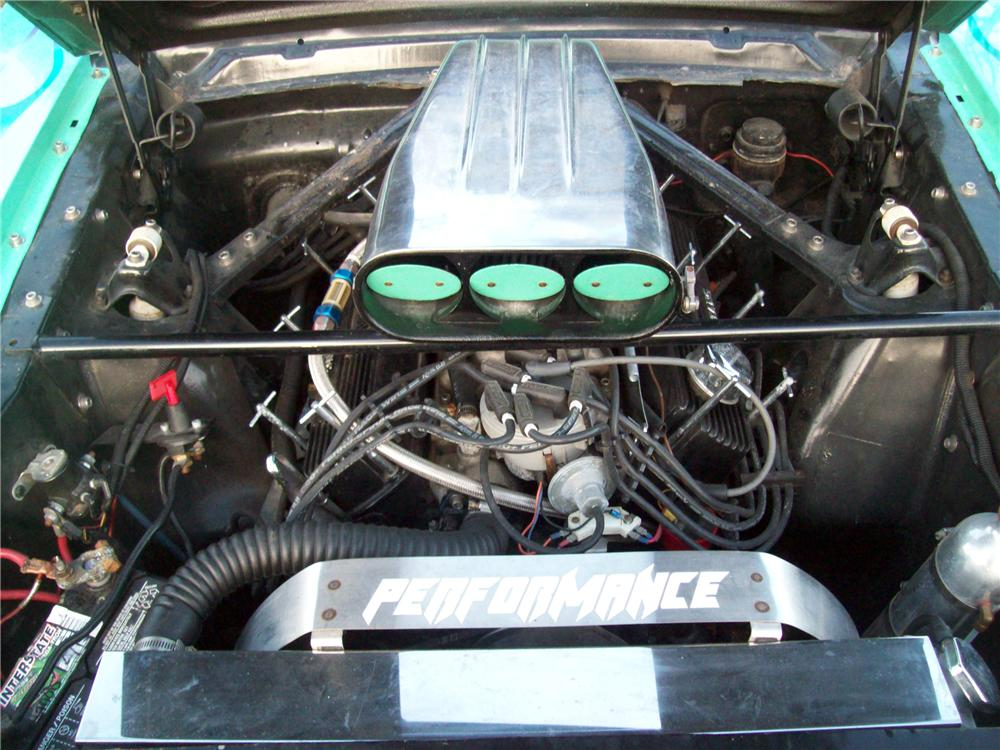 1966 FORD MUSTANG 2 DOOR HARDTOP - Engine - 151667