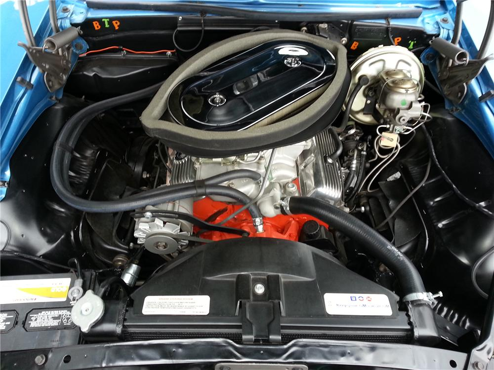 1969 CHEVROLET CAMARO Z/28 2 DOOR COUPE - Engine - 151673