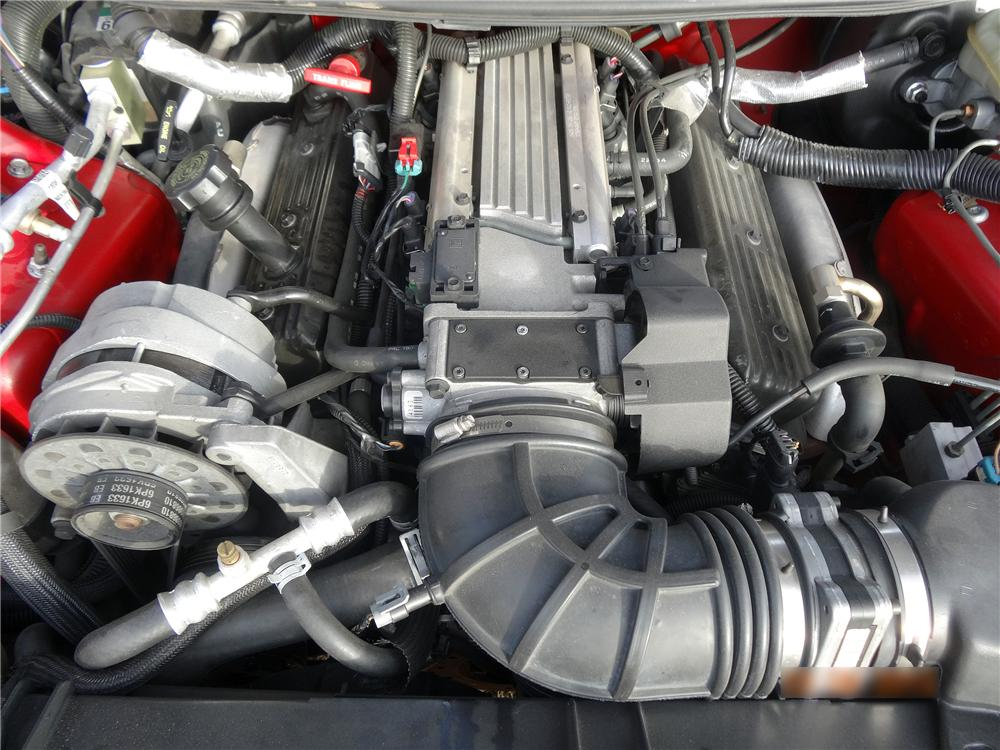 1994 PONTIAC FIREBIRD TRANS AM 2 DOOR COUPE - Engine - 151676