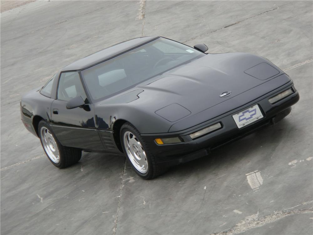 1992 CHEVROLET CORVETTE 2 DOOR COUPE - Engine - 151696