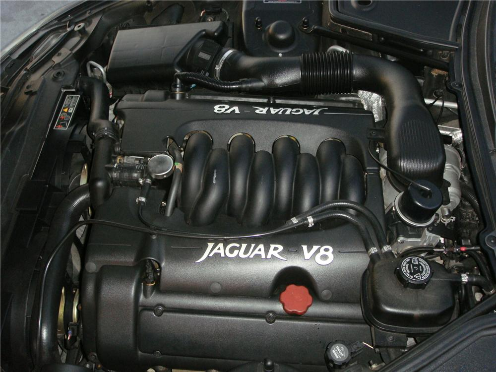 1997 JAGUAR XK CONVERTIBLE - Engine - 151699