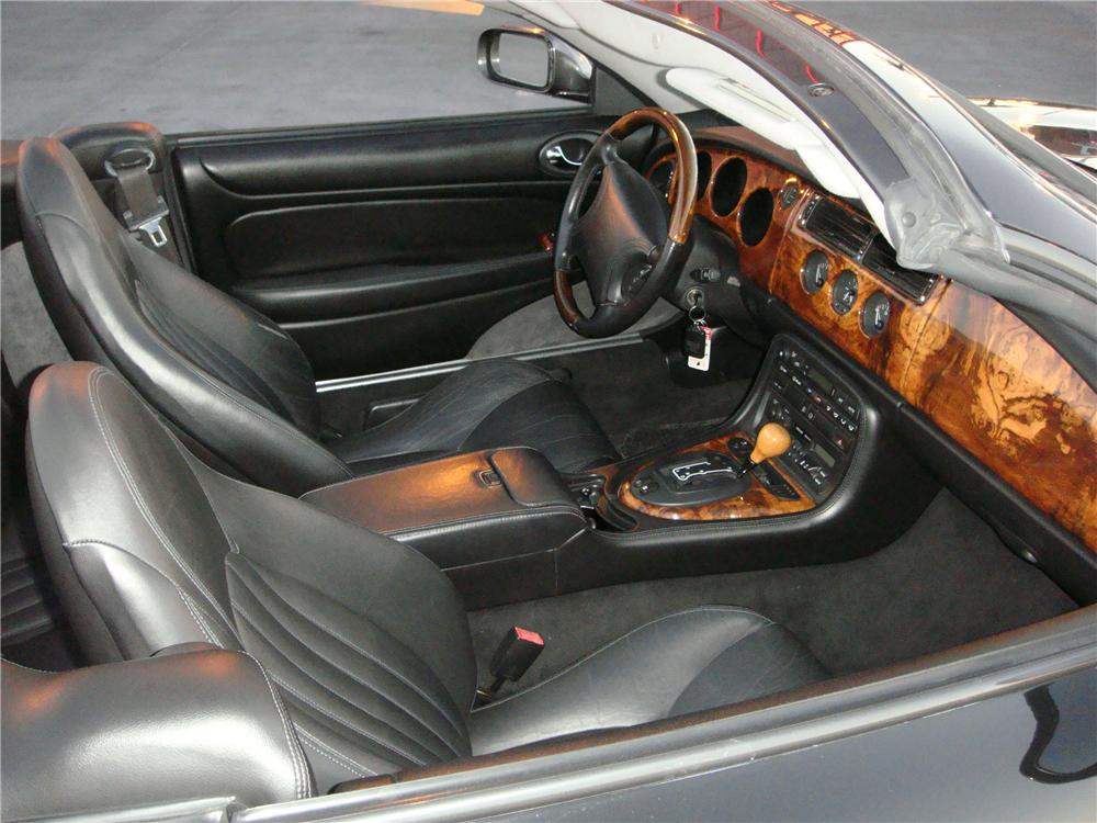 1997 JAGUAR XK CONVERTIBLE - Interior - 151699