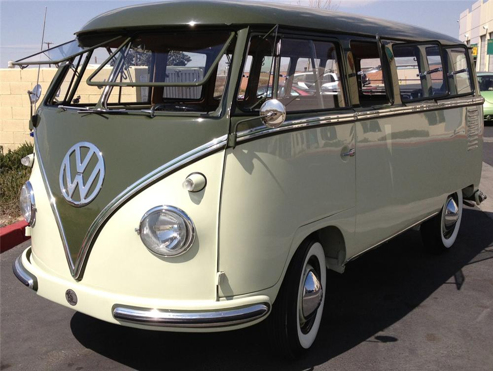 Image gallery 1958 vw microbus 6 for 1958 vw bus 23 window