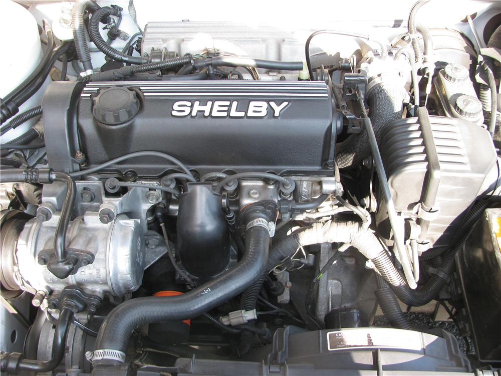 Thrifty Car Rentals >> 1988 DODGE SHADOW SHELBY CSX-T 2 DOOR COUPE - 151880
