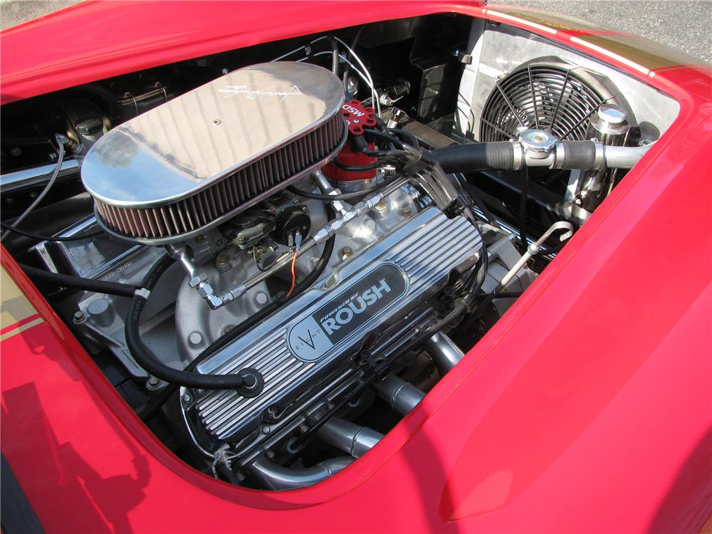 1967 SHELBY COBRA RE-CREATION ROADSTER - Engine - 151885