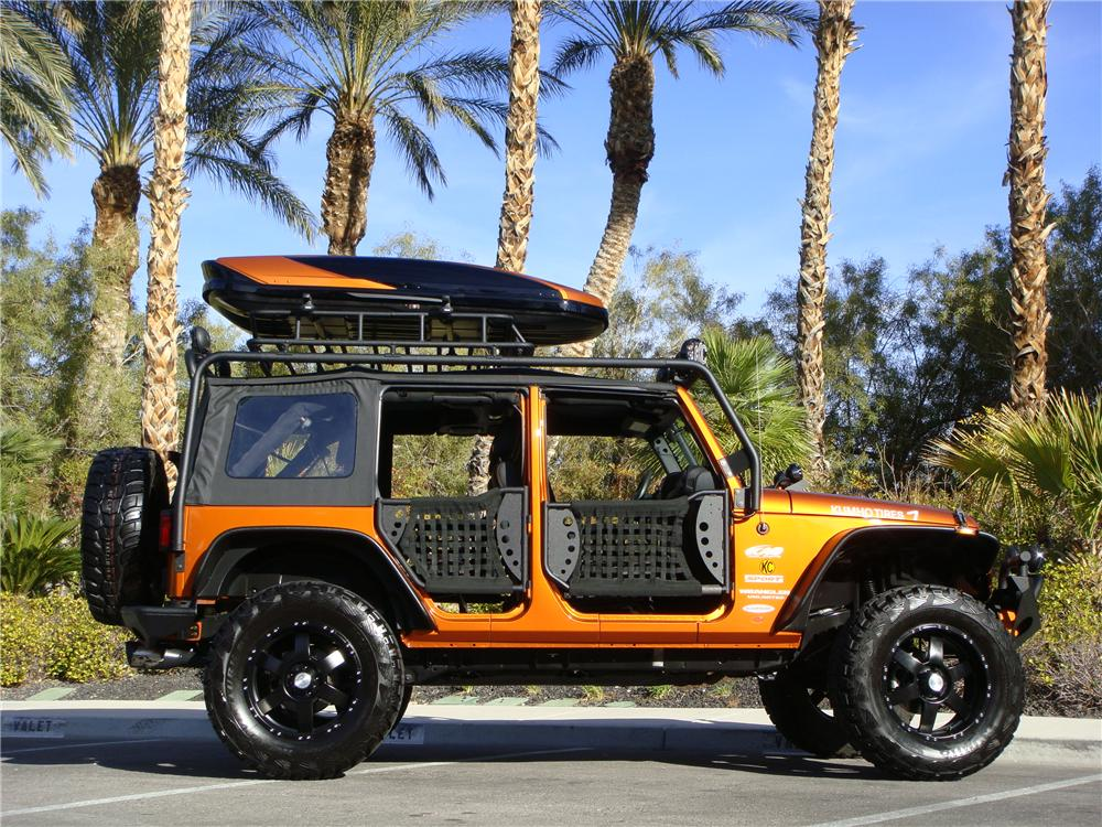 Jeep Beach Hotels