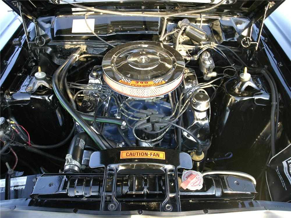 Engine Web on Ford C6 Automatic Transmission