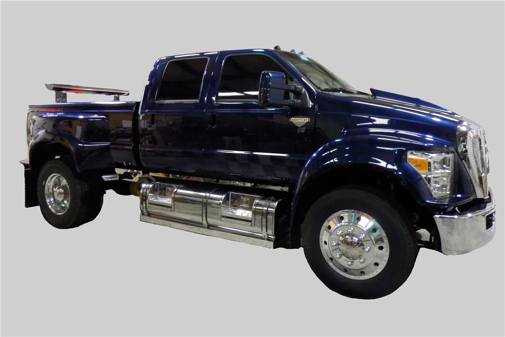 2012 FORD F-650 PICKUP - Front 3/4 - 152046