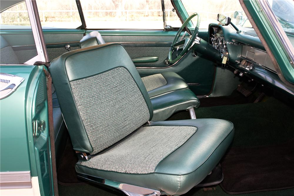 1959 DODGE ROYAL LANCER D-500 2 DOOR HARDTOP - Interior - 152058