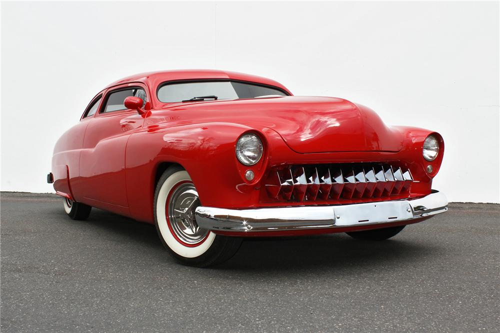 1949 MERCURY HOT ROD COUPE - Front 3/4 - 152119
