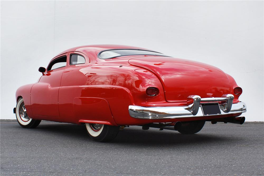 1949 MERCURY HOT ROD COUPE - Rear 3/4 - 152119
