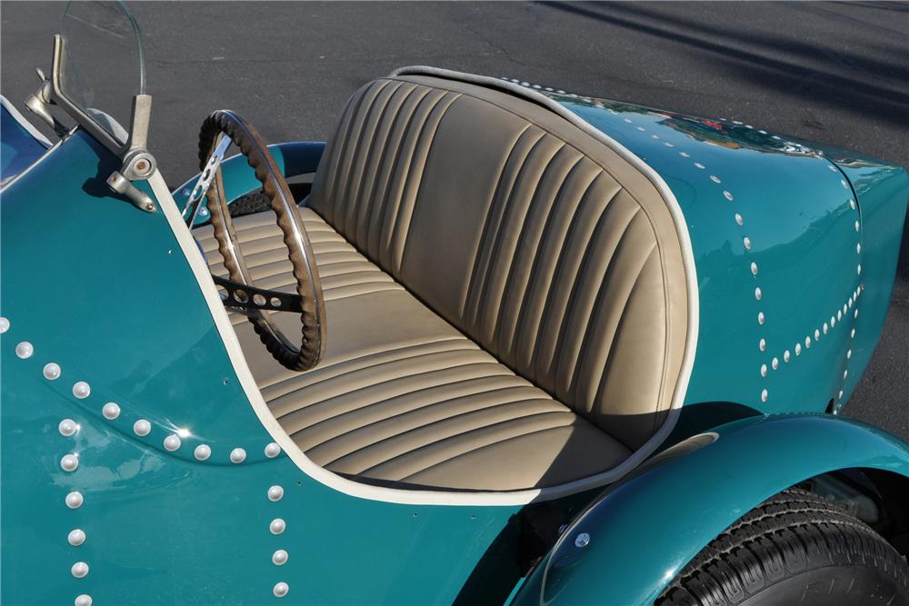 1932 BUGATTI TYPE 54 RE-CREATION - Interior - 152140