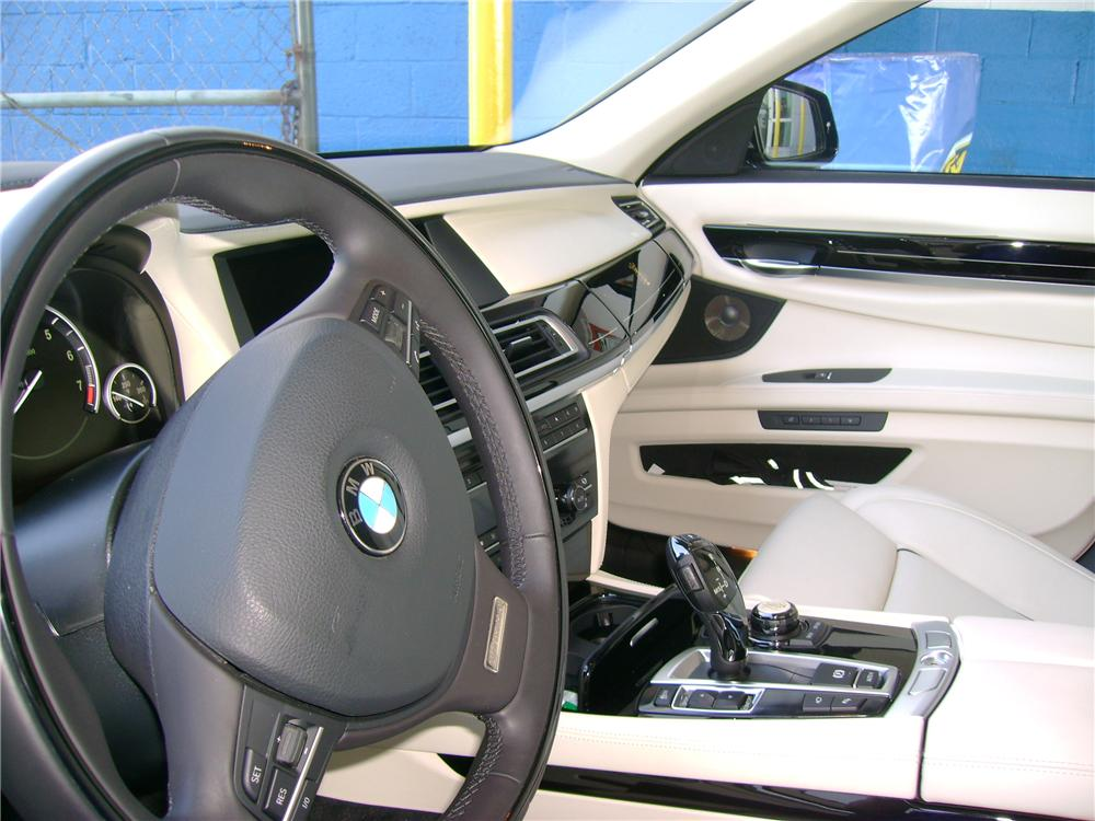 2012 BMW 750LI ACTIVE HYBRID RWD - Interior - 152156