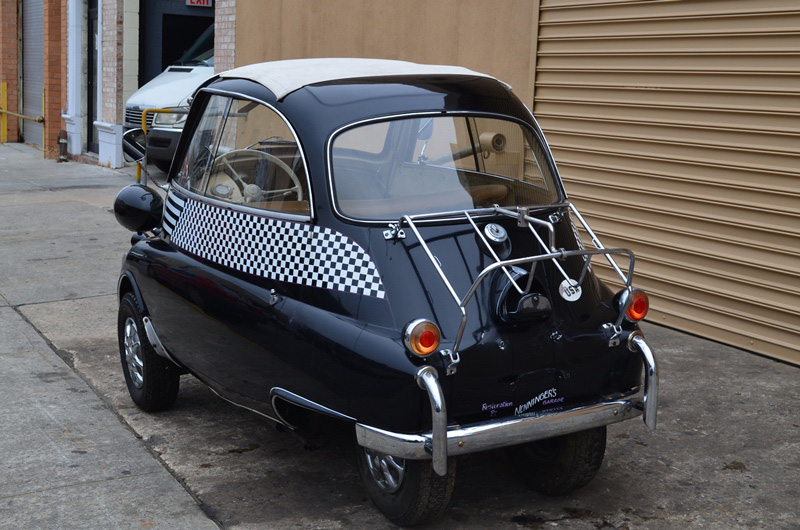 1959 BMW ISETTA 300  - Rear 3/4 - 152162