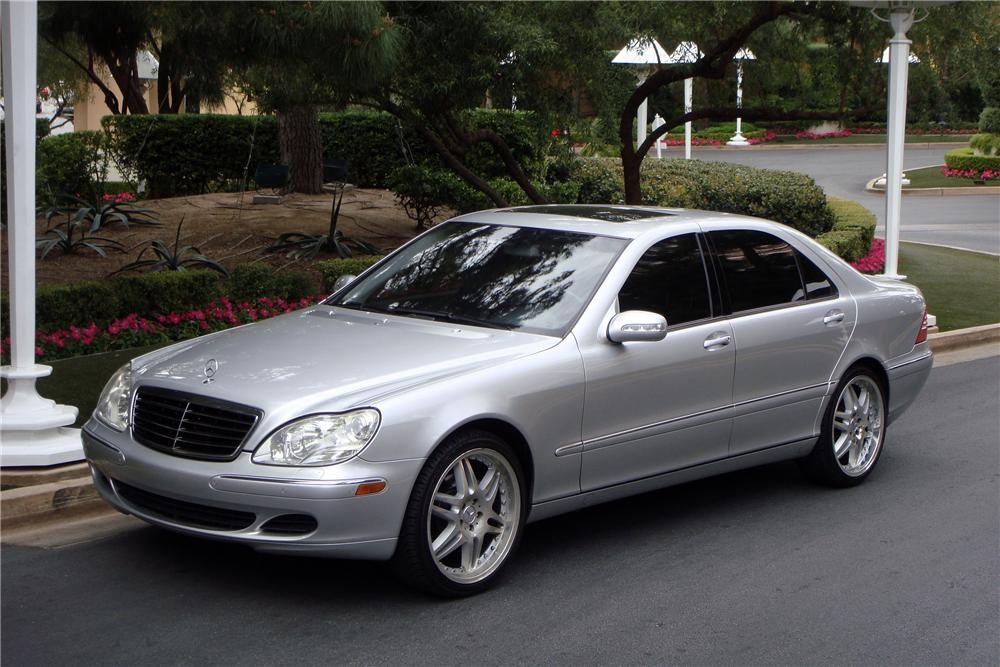 Image gallery mercedes s430 for S430 mercedes benz