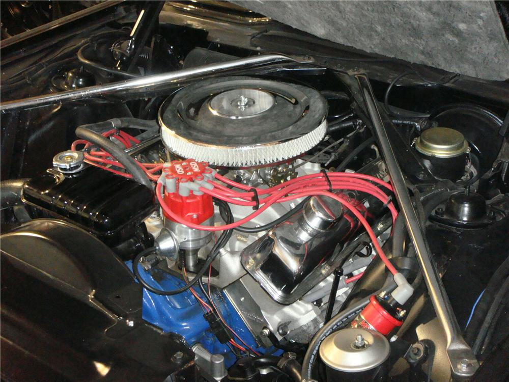 1964 FORD THUNDERBIRD CONVERTIBLE - Engine - 152558