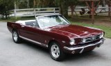 1966 FORD MUSTANG CONVERTIBLE -  - 15370