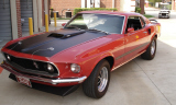 1969 FORD MUSTANG MACH 1 FASTBACK -  - 15387