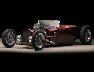 "1929 FORD HOT ROD PICKUP ""LOADED"" -  - 15396"