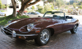 1969 JAGUAR XKE SERIES II ROADSTER -  - 15401