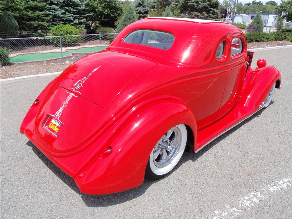 1936 ford custom 5 window coupe 154023 for 1936 ford 3 window coupe