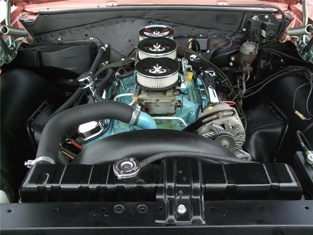 1964 PONTIAC GTO 2 DOOR SEDAN - Engine - 154064
