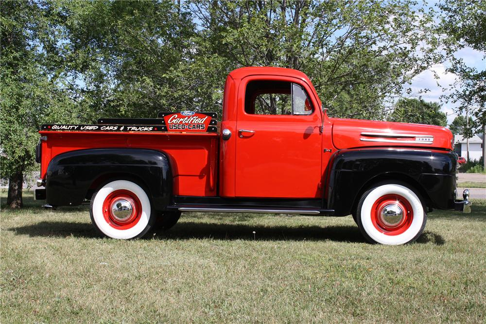 Palm Bay Ford >> 1949 FORD F-1 PICKUP - 154098