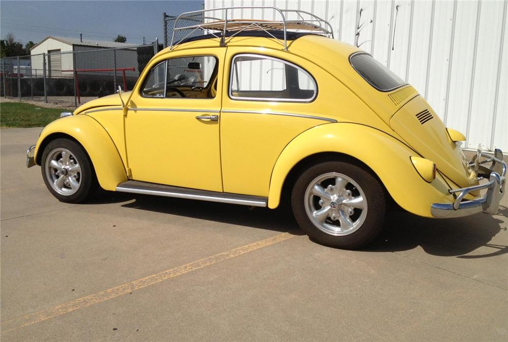 volkswagen beetle custom  door coupe