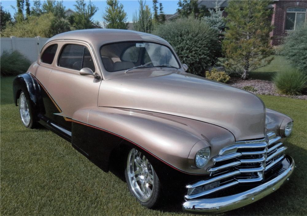 1947 chevrolet custom 2 door coupe 154146