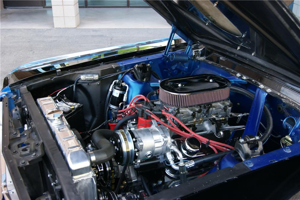 1966 FORD MUSTANG CUSTOM 2 DOOR COUPE - Engine - 154149