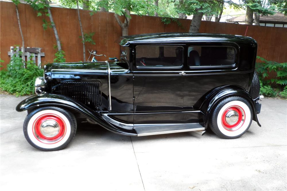 1930 ford custom 2 door sedan 154219 for 1930 ford model a two door sedan