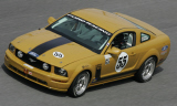2005 FORD MUSTANG FR500C #55 RACE CAR -  - 15423