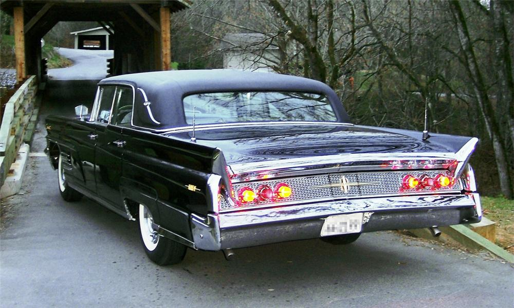 "1960 LINCOLN ""ELVIS PRESLEYS"" LIMO - Engine - 15424"