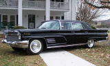 "1960 LINCOLN ""ELVIS PRESLEYS"" LIMO -  - 15424"