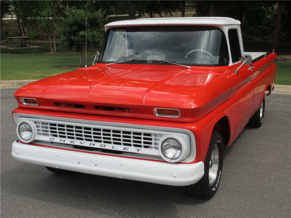 Chevrolet Tahoe 2019 >> 1963 CHEVROLET C-10 CUSTOM PICKUP154292