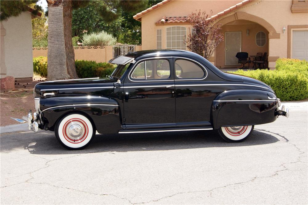 1941 ford super deluxe business coupe154313