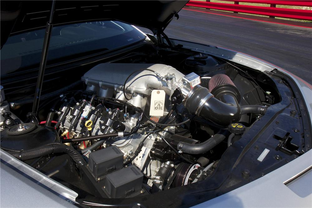 2013 CHEVROLET CAMARO COPO 2 DOOR COUPE - Engine - 154331